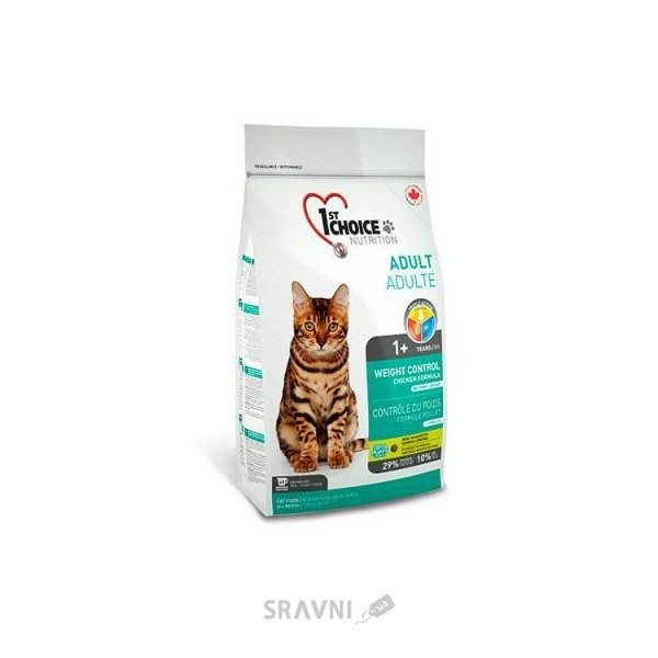 Фото 1st CHOICE Adult Weight Control 5,44 кг