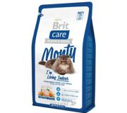 Фото Brit Care Cat Monty I'm Living Indoor 7 кг