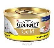 Фото Gourmet Gold с курицей 0,085 кг