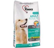 Фото 1st CHOICE Adult All Breeds - Light Healthy weight 12 кг