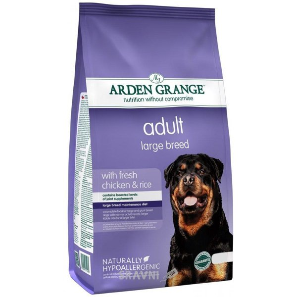 Фото Arden Grange Adult Dog Large Breed 2 кг
