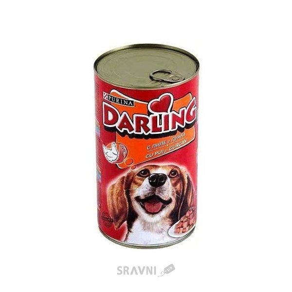 Фото Darling С курицей и индейкой 1,2 кг