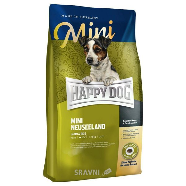 Фото Happy Dog Neuseeland 4 кг
