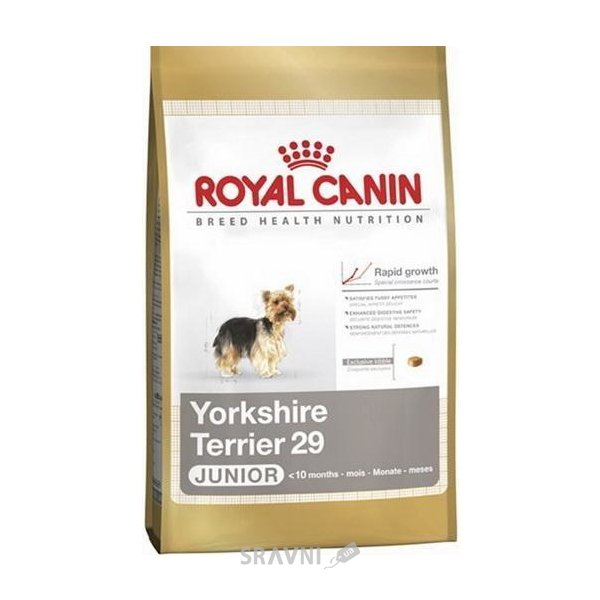 Фото Royal Canin Yorkshire Terrier Junior 0,5 кг