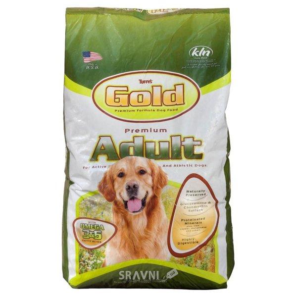 Фото Tuffy's GOLD Premium Adult 9,07 кг