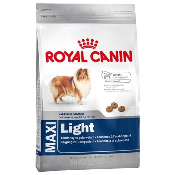 Фото Royal Canin Maxi Light Weight Care 15 кг