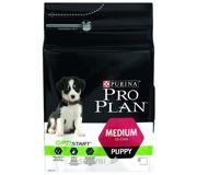 Фото Pro Plan Puppy Medium с курицей и рисом 3 кг