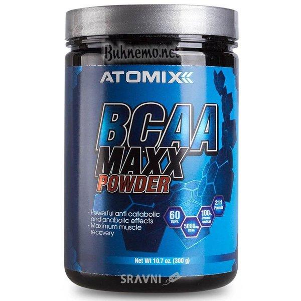 Фото Atomixx BCAA Maxx Powder 300g