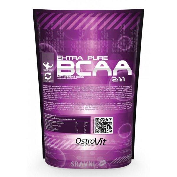 Фото OstroVit Extra Pure BCAA 500g