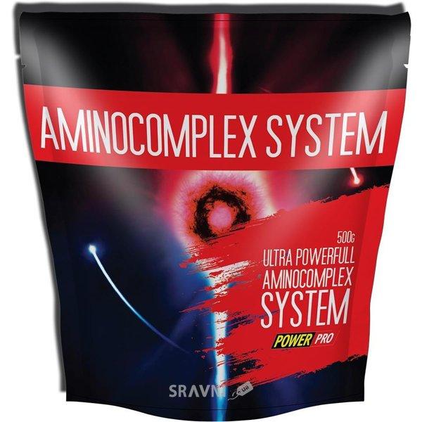 Фото PowerPro Amino Complex System 500g