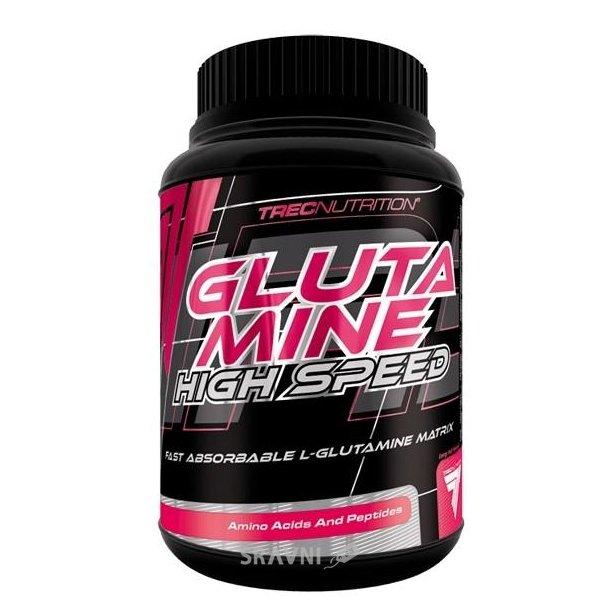 Фото TREC Nutrition Glutamine High Speed 500g