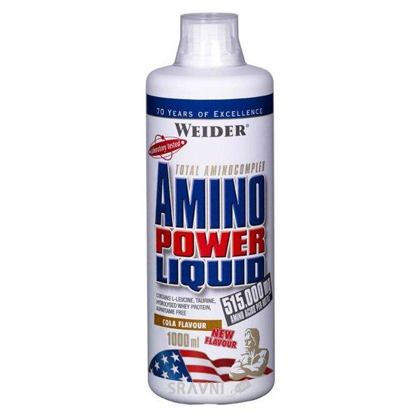 Фото Weider Amino Power Liquid 1000ml