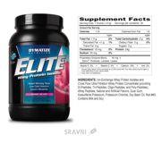 Фото Dymatize Elite Whey Protein 908-920 g