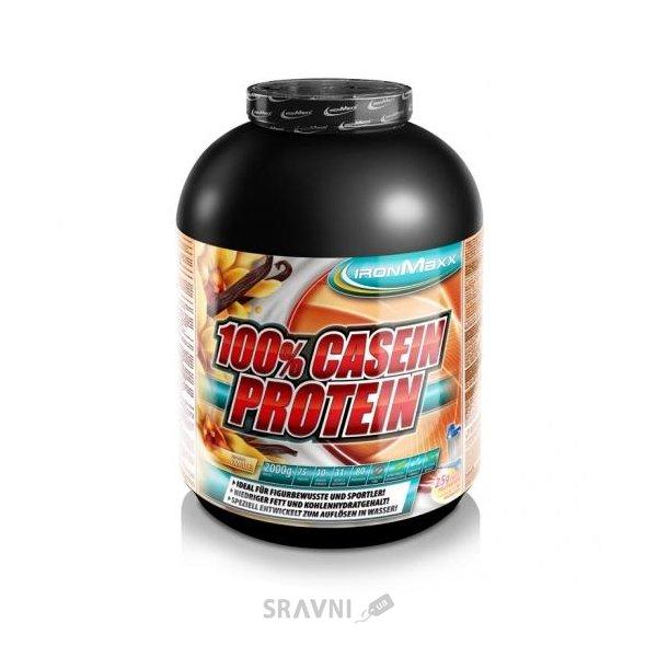 Фото IronMaxx 100% Casein Protein 2000 g