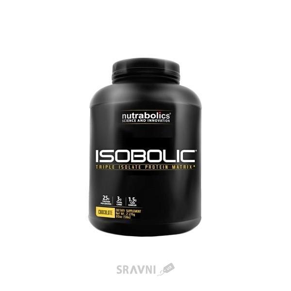 Фото Nutrabolics Isobolic 2270 g