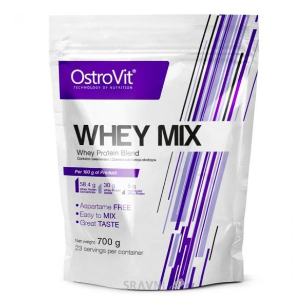 Фото OstroVit Whey Mix 700 g (23 servings)