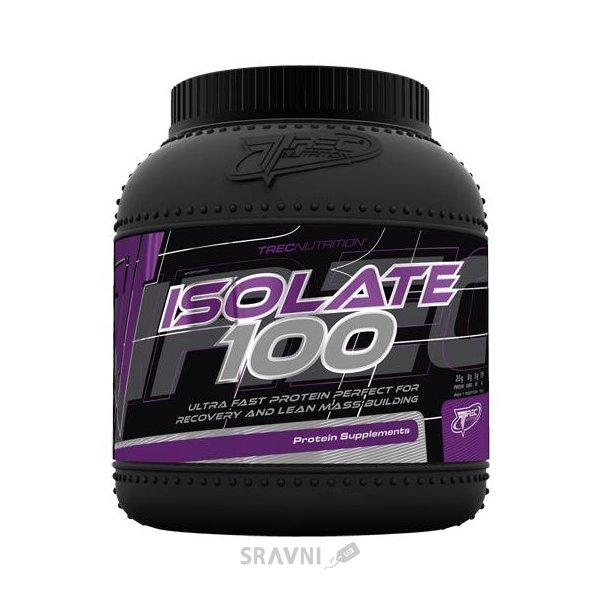 Фото TREC Nutrition Isolate 100 1800 g
