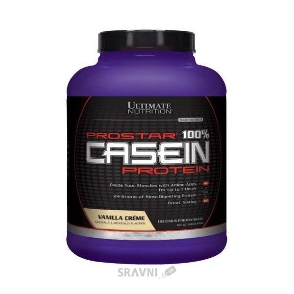 Фото Ultimate Nutrition Prostar 100% Casein Protein 2270 g