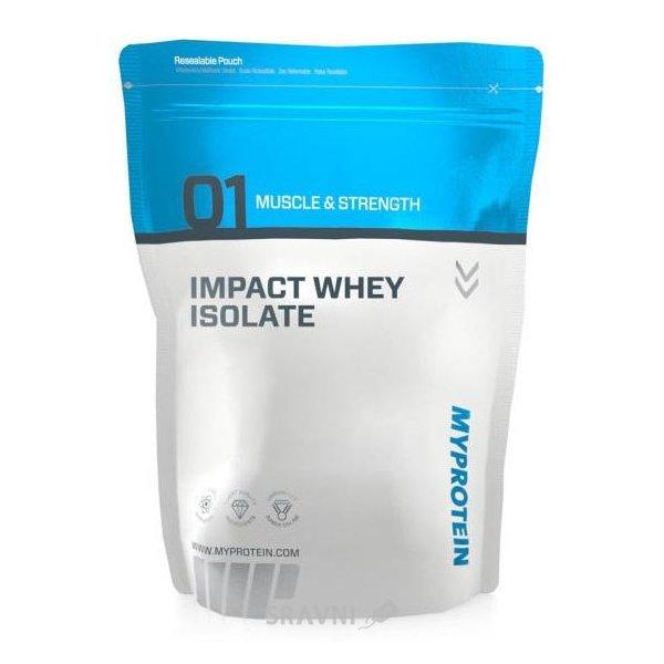 Фото MyProtein Impact Whey Isolate 1000 g