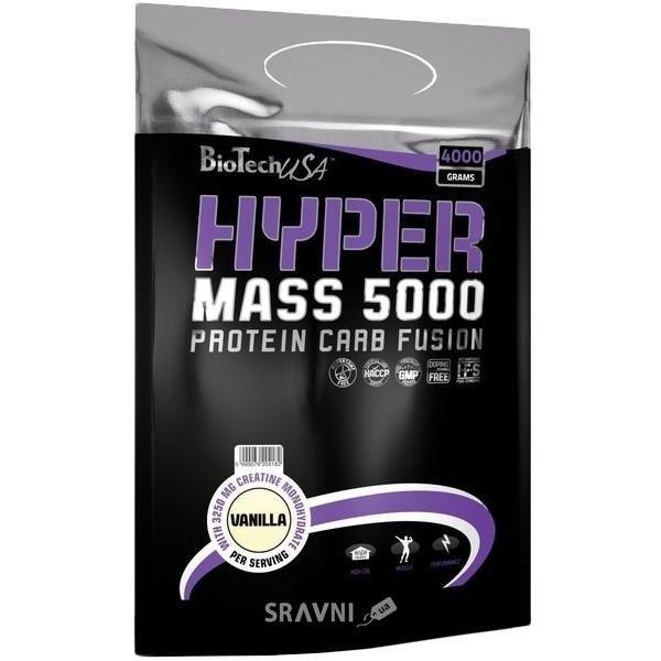 Фото BioTech Hyper Mass 5000 4000g (61 servings)
