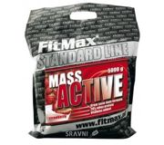Фото FitMax Mass Active 5000 g (100 servings)