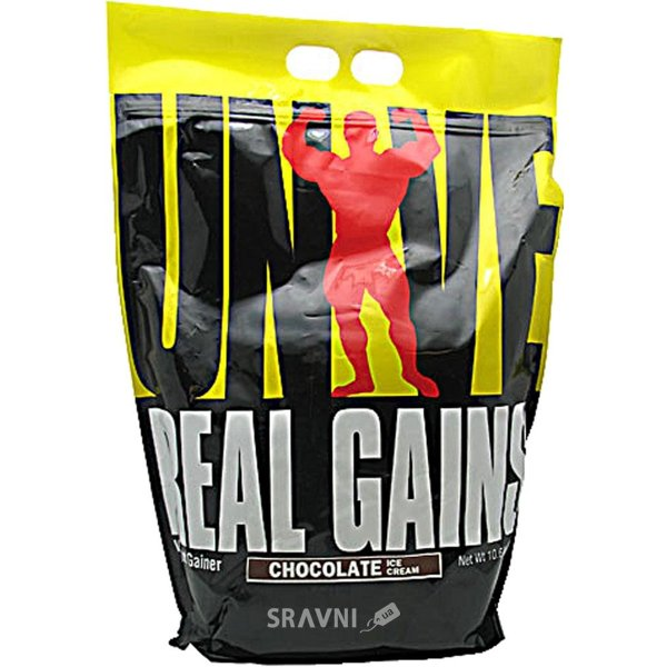 Фото Universal Nutrition Real Gains 4800 g