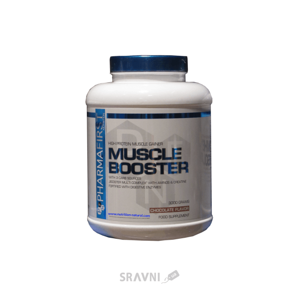 Фото PharmaFirst Muscle Booster 3000 g (30 servings)