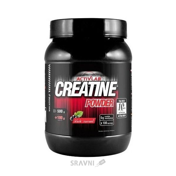 Фото Activlab Creatine Powder 600 g