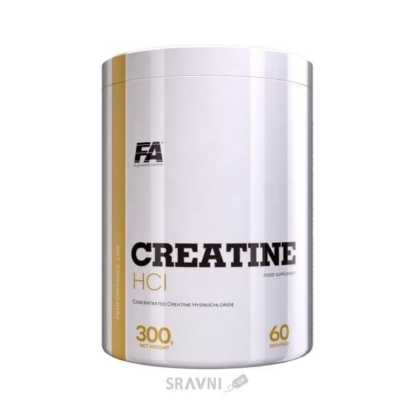 Фото FA Nutrition Creatine HCL 300 g (60 servings)