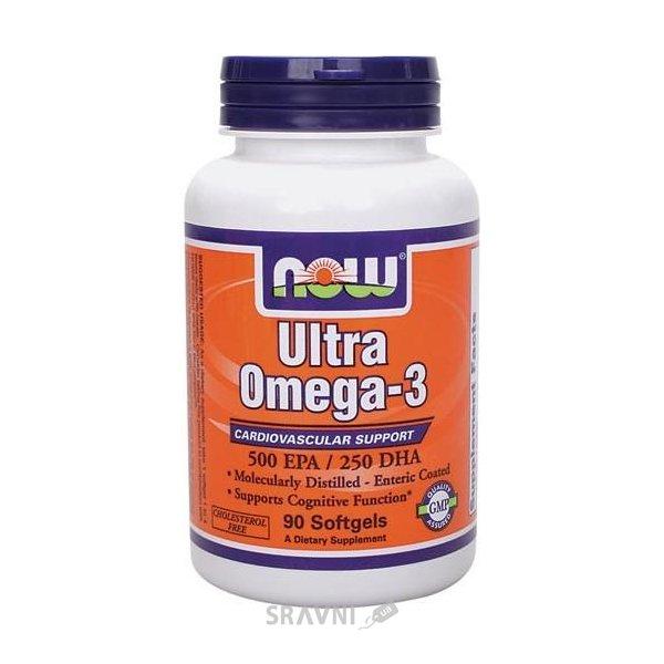 Фото Now Ultra Omega-3 90 caps