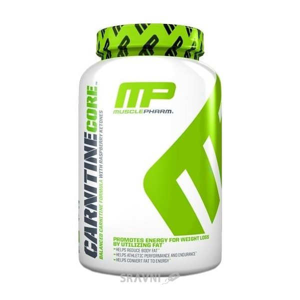 Фото MusclePharm Carnitine Core 60 caps (30 Servings)