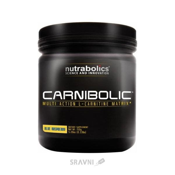 Фото Nutrabolics Carnibolic 150 g