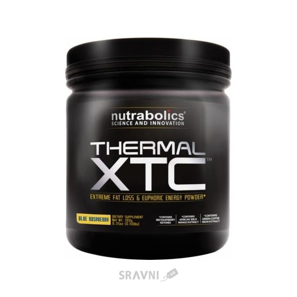 Фото Nutrabolics Thermal XTC Powder 180 g
