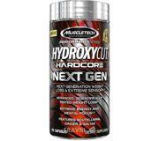 Фото MuscleTech Hydroxycut Hardcore Next Gen 180 caps