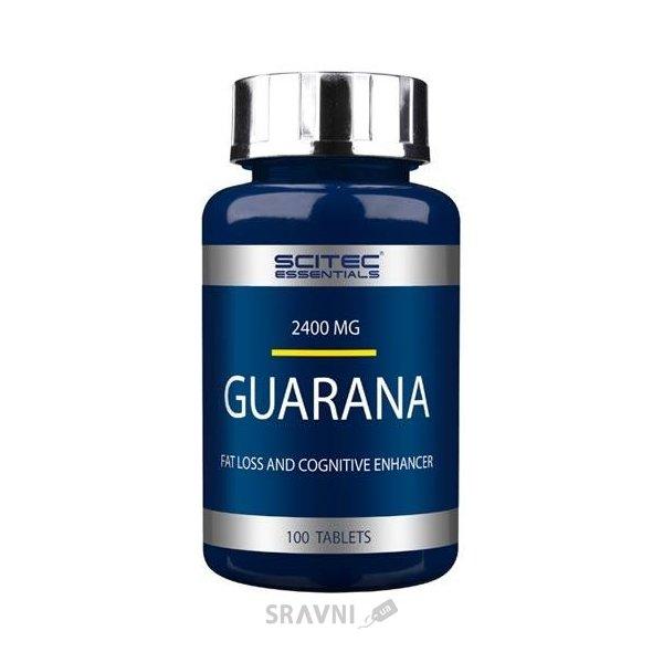 Фото Scitec Nutrition Guarana 100 tabs