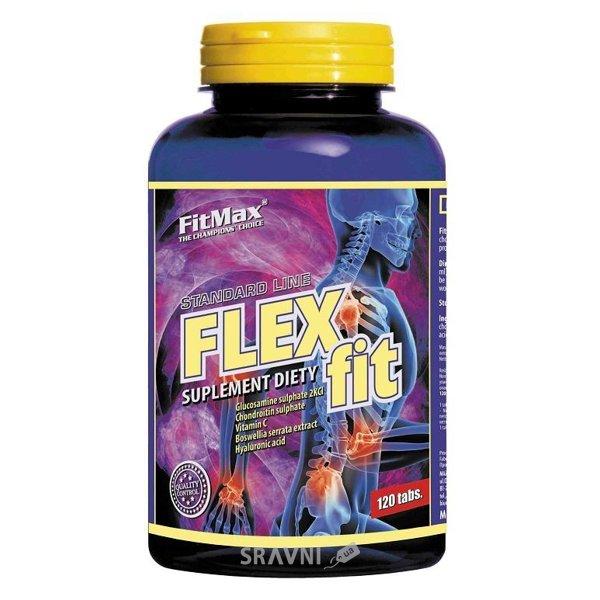 Фото FitMax Flex Fit 120 tabs
