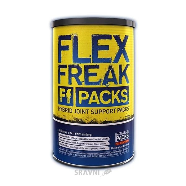 Фото PharmaFreak Flex Freak 30 packs