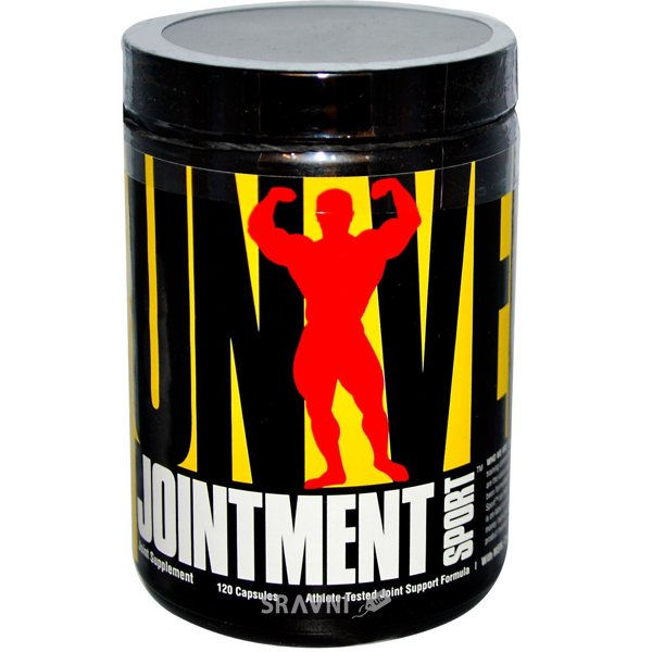 Фото Universal Nutrition Jointment Sport 120 caps