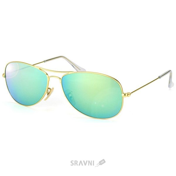 Фото Ray-Ban Cockpit Flash Lenses (RB3362 112/19)