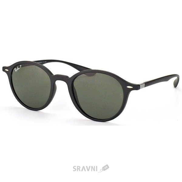 Фото Ray-Ban Liteforce Round (RB4237 601S/58)