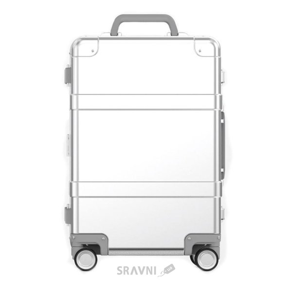 Фото Xiaomi RunMi Smart suitcase Metal Silver