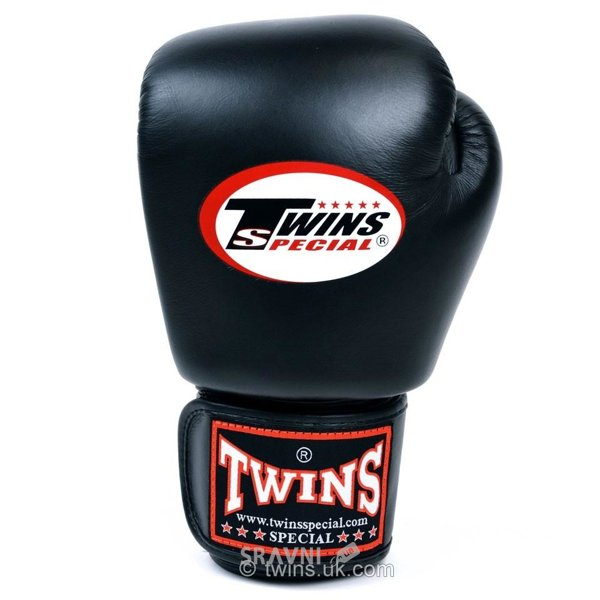 Фото TWINS Velcro Boxing Gloves BGVL-3