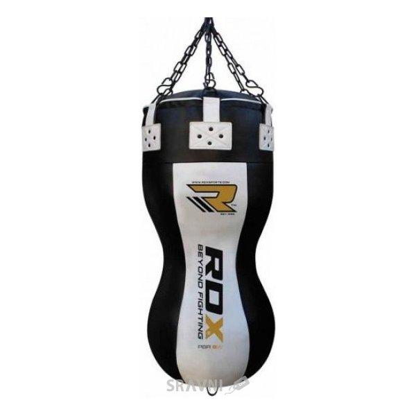 Фото RDX Боксерская груша силуэт, мешок 1.2м, 50-60кг