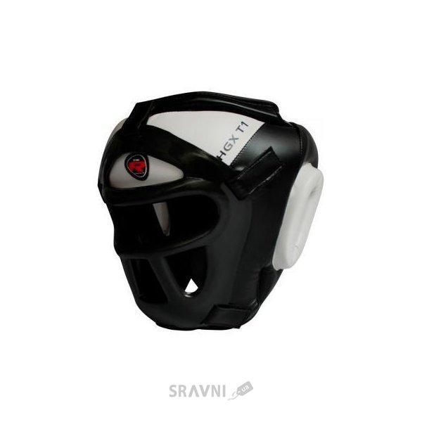 Фото RDX Боксерский шлем тренировочный Guard