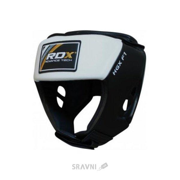 Фото RDX Боксерский шлем White