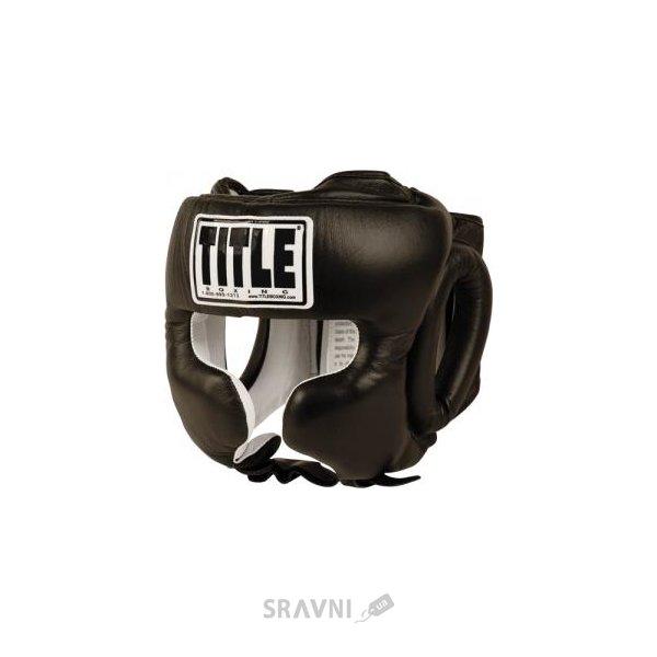 Фото Title Boxing Боксерский шлем Boxing Traditional Training