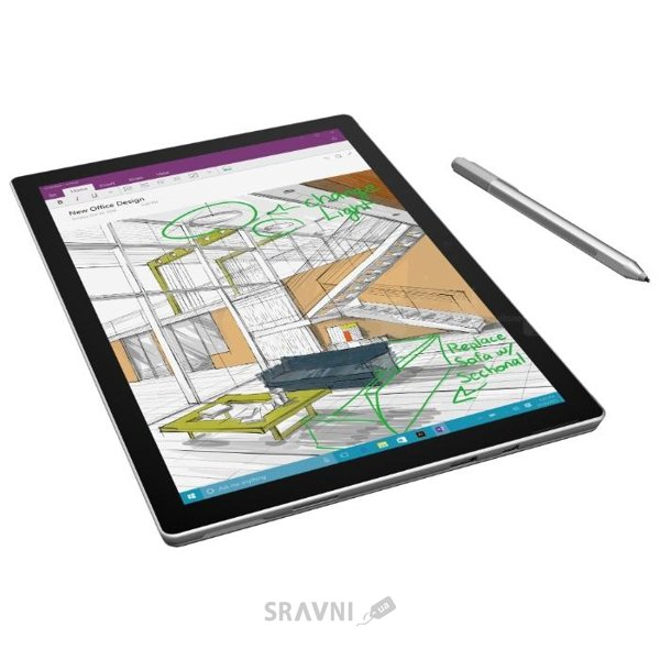 Фото Microsoft Surface Pro 4 (256GB / Intel Core i7 - 8GB RAM)