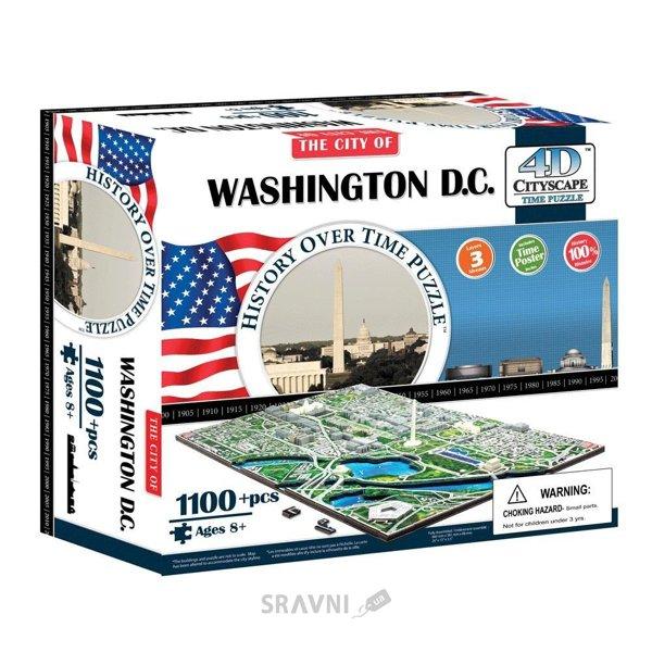 Фото 4D Cityscape Вашингтон. США (40018)