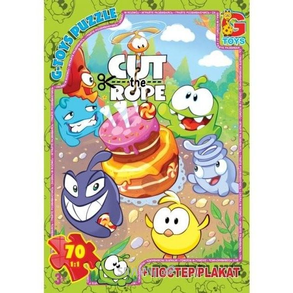 Фото G-Toys Cut the Rope (CR0071)