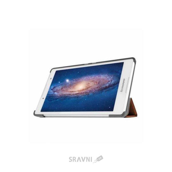 Фото AirOn Premium для Lenovo Tab 2 A8 Brown